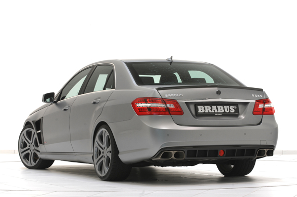 BRABUS Upgrade for Mercedes E 63 AMG 02