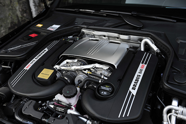 BRABUS program for the new Mercedes C 3