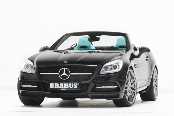 The BRABUS Sport Program for the new Mercedes SLK 01