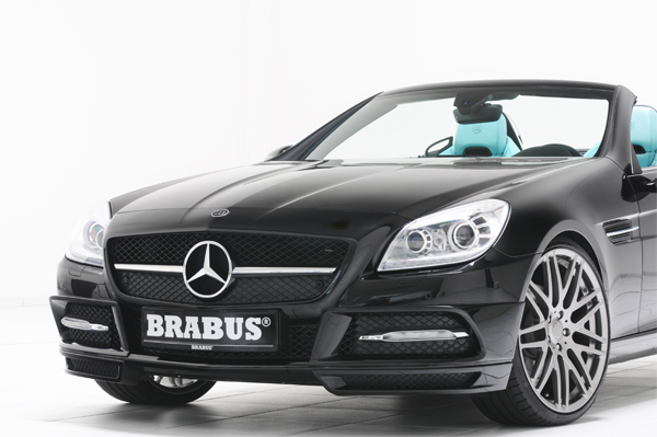 The BRABUS Sport Program for the new Mercedes SLK 03