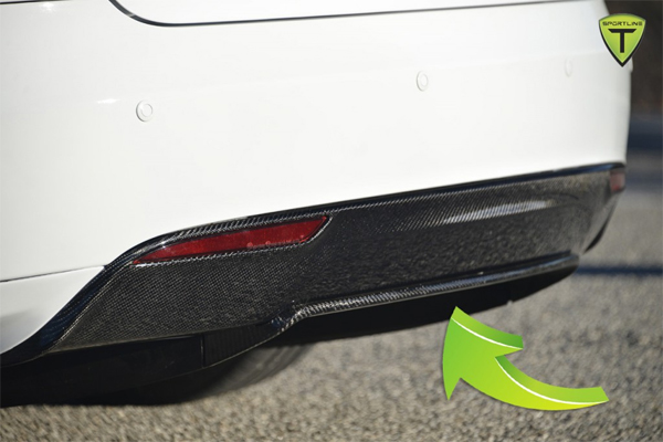 Carbon Center Diffuser