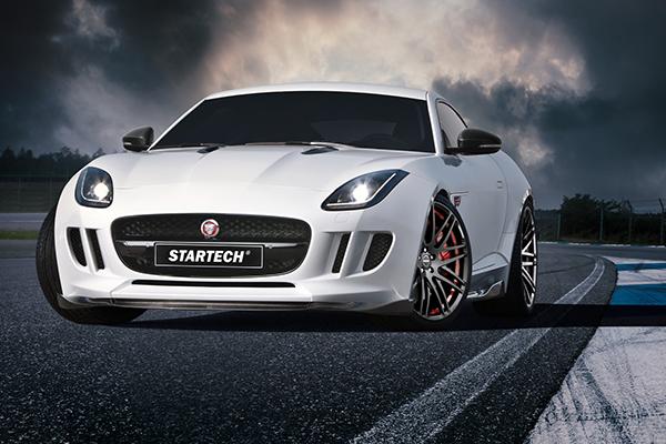 STARTECH REFINEMENT veredelt den Jaguar F-Type 1