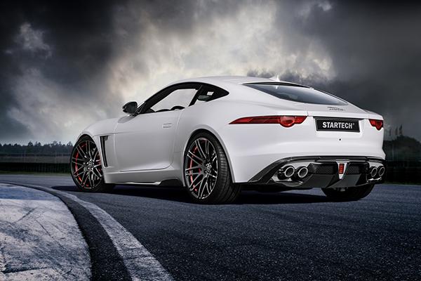 STARTECH REFINEMENT veredelt den Jaguar F-Type 2