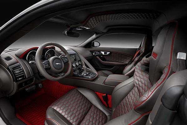 STARTECH REFINEMENT veredelt den Jaguar F-Type 3