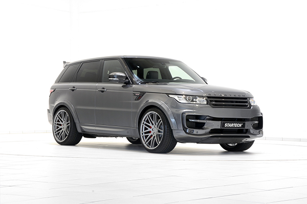 STARTECH WIDEBODY Version für den Range Rover Sport 1