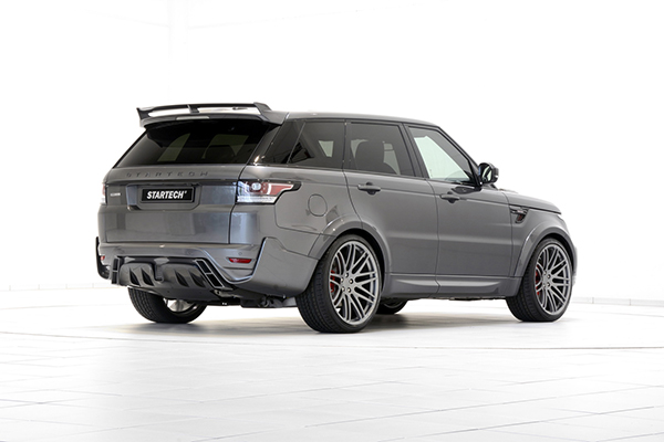 STARTECH WIDEBODY Version für den Range Rover Sport 2
