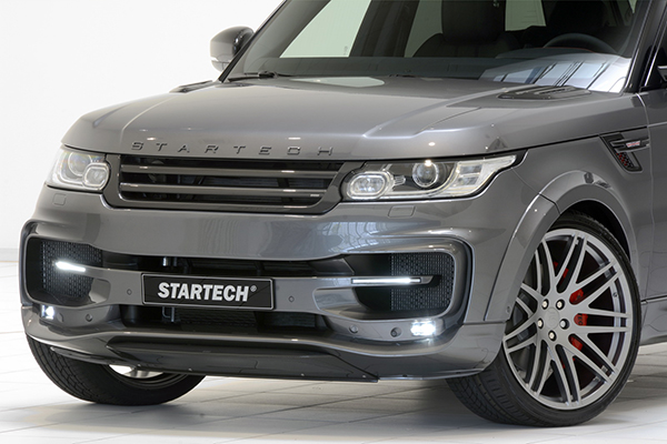 STARTECH WIDEBODY Version für den Range Rover Sport 3