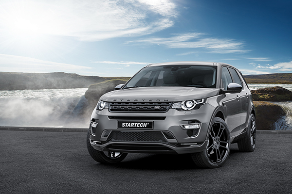 STARTECH program for the Land Rover Discovery Sport 1
