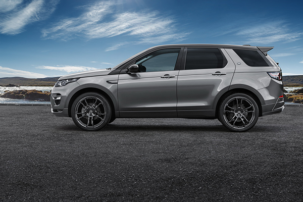 STARTECH program for the Land Rover Discovery Sport 2