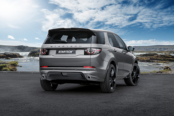 STARTECH program for the Land Rover Discovery Sport 3