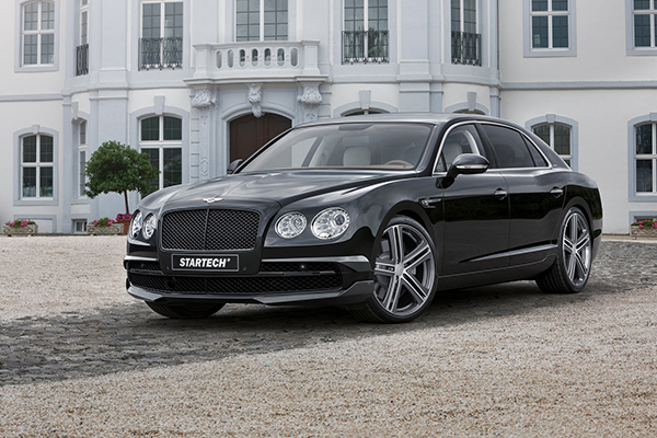 STARTECH refines the Bentley Flying Spur 1
