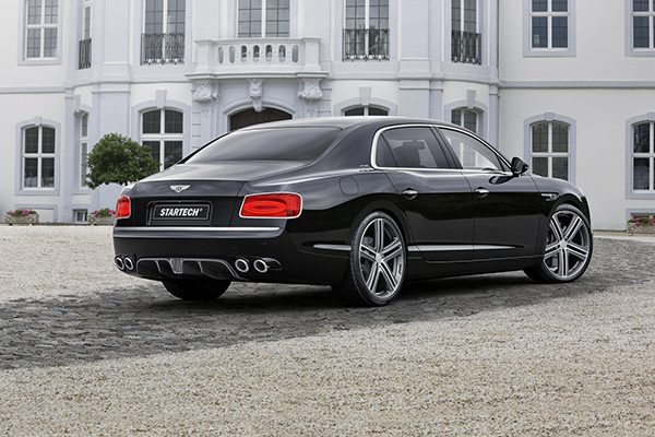 STARTECH refines the Bentley Flying Spur 3