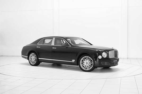 STARTECH refines the Bentley Mulsanne 2