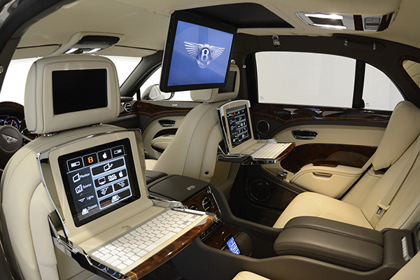 STARTECH refines the Bentley Mulsanne3