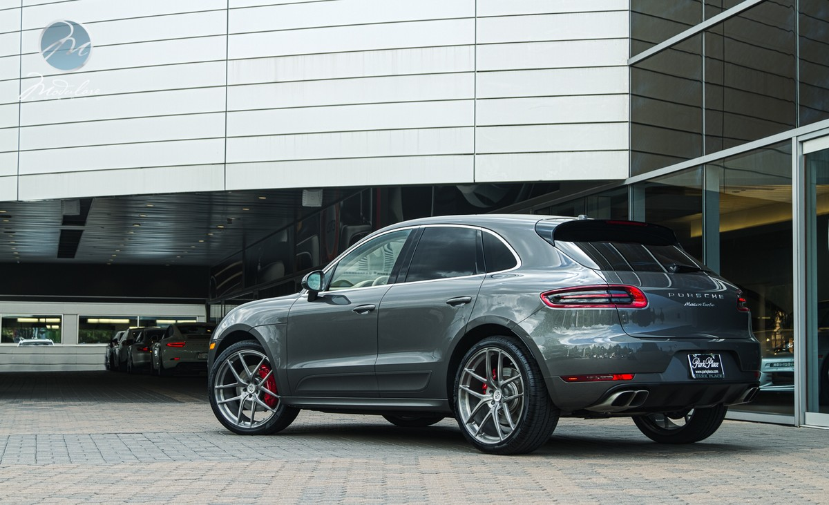 Mercedes Of Warwick >> Modulare Wheels | Porsche Macan Turbo - Wheel Experts Wheel Experts