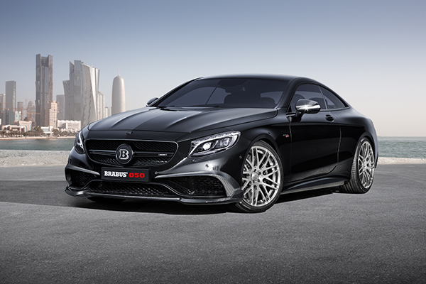 BRABUS S63 Coupe Tuning Program 1