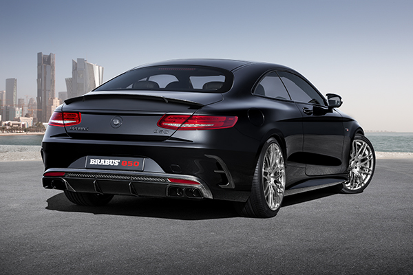 BRABUS S63 Coupe Tuning Program 3