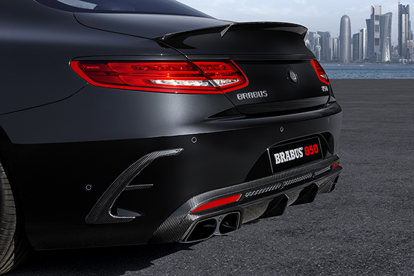 BRABUS S63 Coupe Tuning Program 4