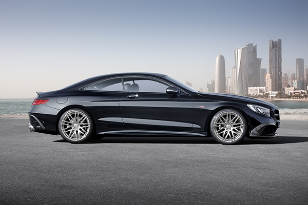 BRABUS S63 Coupe Tuning Program 5